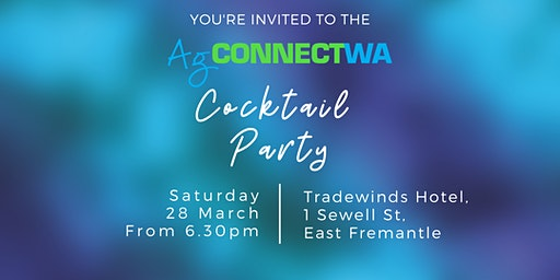 AgConnectWA Cocktail Party