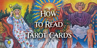 Small Group Tarot Class With Marge
