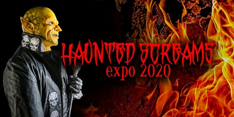 Haunted Screams Expo 2021 tickets