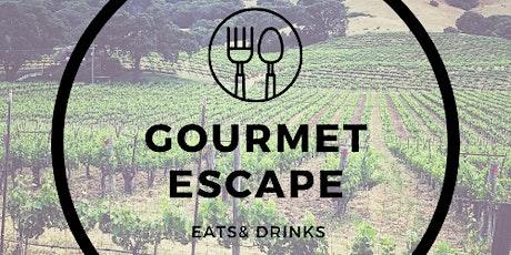Gourmet Escape tickets