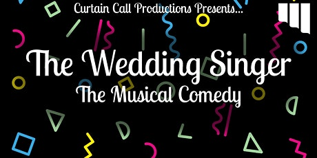 The Wedding Singer Musical tickets