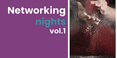 Networking night Vol.1 entradas