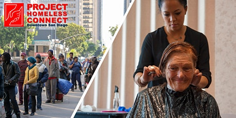 14th Project Homeless Connect – Downtown San Diego (Hairstylists/Barbers) tickets