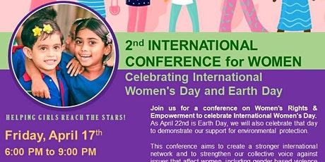 2nd International Conference On Women's Rights & Empowerment tickets