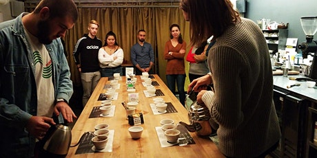 Coffee Cupping // Colombia tickets