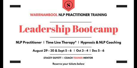 NLP Practitioner Training - Warrnambool tickets