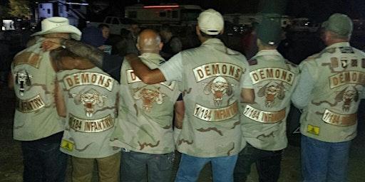 Delta Company 1/184 Reunion