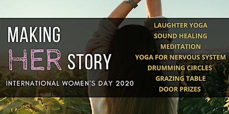 Making HERstory - International Women's Day 2020 tickets