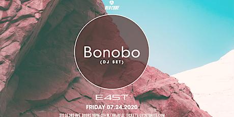 BONOBO (DJ SET) tickets