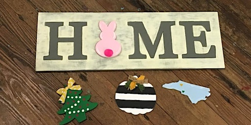 Home Sign with Add Ons