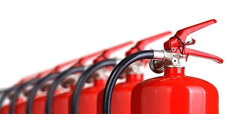 #8. Instalación y Control de Extintores Portátiles bajo normas IRAM. Sala Virtual® entradas