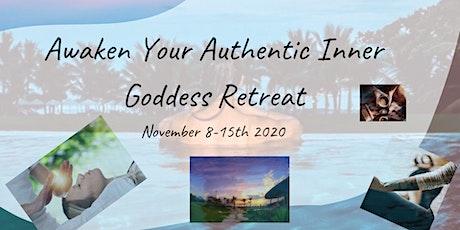 Awaken Your Authentic Inner Goddess Retreat- Bali tickets