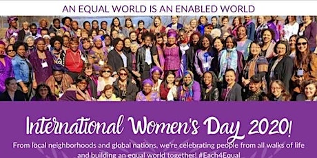 7th AFRICaide International Women's Day: Buiding An Equal World Together tickets