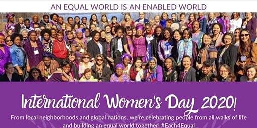 7th AFRICaide International Women's Day: Buiding An Equal World Together