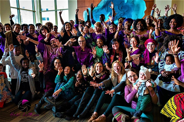 8th AFRICaide International Women's Day:An Equal Future in a COVID-19 World image