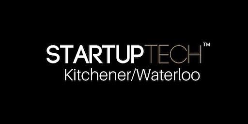 StartupTech KW: Founders Talk Meetup Feb 2020