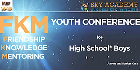 FKM Youth Conference - High School Boys tickets