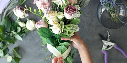 Mother's Day Hand Tied Flowers Workshop