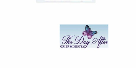 The Day After grief ministry tickets