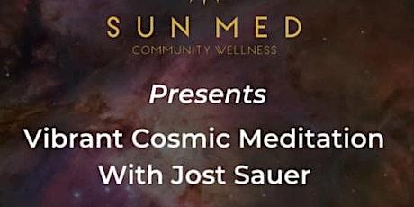 Vibrant Cosmic Meditaion tickets