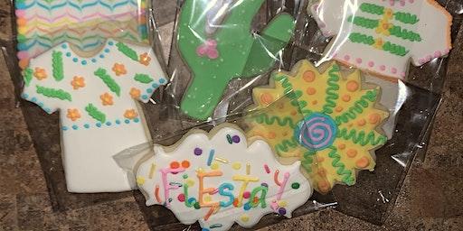 Spring Fiesta Cookie Party