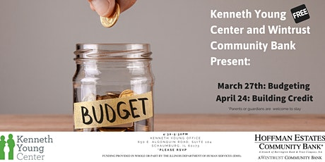 Budgeting with Kenneth Young Center and Wintrust Community Bank tickets
