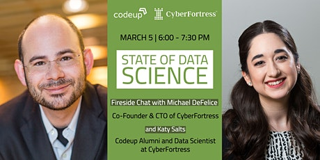 State of Data Science tickets