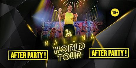 Reggaeton Savage - Maluma After Party tickets