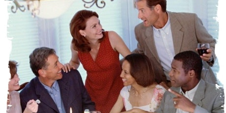 Long Island Singles Seating by Age Groups Dinner Party tickets