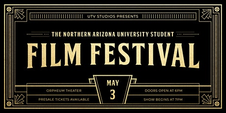 NAU Student Film Festival tickets
