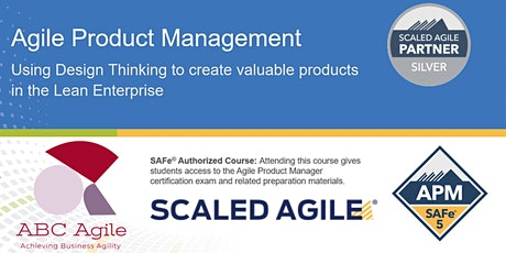 SAFe Agile Product Management 5.0 NYC tickets