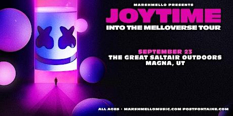 Marshmello Presents Joytime: Into the Melloverse tickets