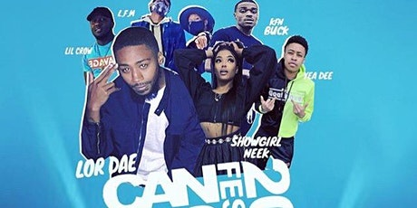 Canvas Music Festival II  June 6th @ Myers Pavilion  4300 W. Bay Ave. tickets
