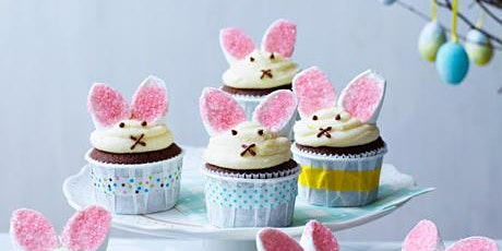 Kids and Parents Baking Class - Easter Cupcakes tickets
