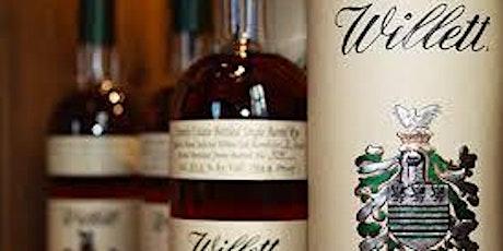 Willett Family Estate Single Barrel Bourbon Flight at Seven Grand Austin tickets