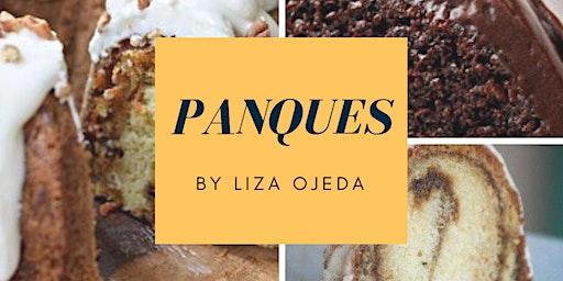 Panques 2 con la Chef Liza Ojeda en Anna Ruíz Store