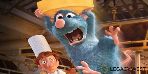 Spring Break Movie Series: Ratatouille