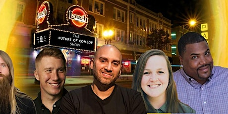 The Future Comedy Show at Laugh Factory Chicago tickets