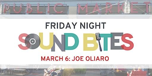 Friday Night Sound Bites: Joe Oliaro