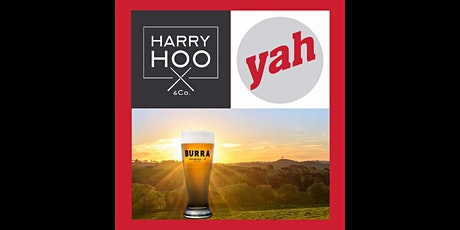 FOODTRUCK SATURDAY Harry Hoo & Burra Brewing PopUpBar ! tickets
