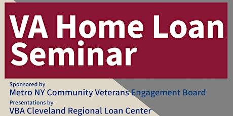 VA National Home Loan Seminar tickets