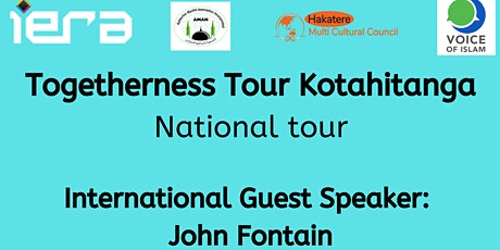 Togetherness tour kotahitanga tickets