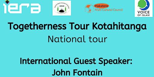 Togetherness tour kotahitanga