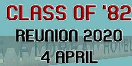 Churchlands Class of '82 Reunion tickets