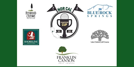 Nor Cal Cup at Lake Chabot Golf Course tickets