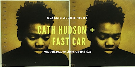Tracy Chapman - Classic Album Night by Cath Hudson + Fast Car tickets