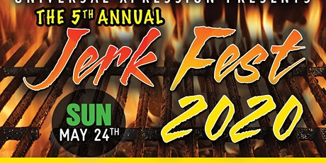 5th Annual Jerk Fest tickets