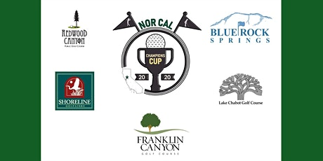 Nor Cal Cup at Redwood Canyon Golf Course tickets