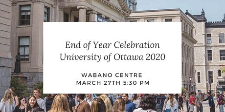 End of Year Celebration for uOttawa Indigenous Students tickets