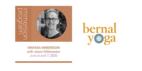 Vinyasa Immersion with Jason Gillenwater tickets